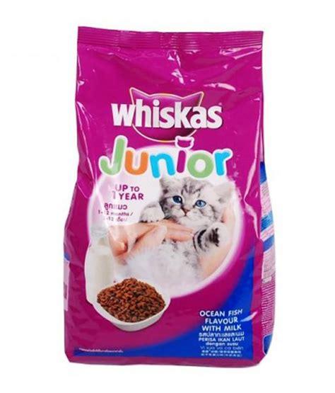 Whiskas Mackarel 85 G 12pcs whiskas junior mackerel 85g buy whiskas junior mackerel