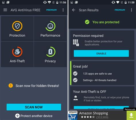 avg free antivirus for android phone secure new phone tablet laptop pc free avg free antivirus how to pc advisor
