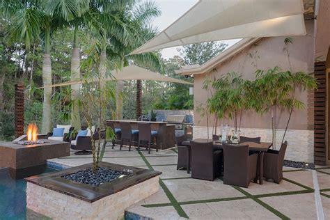Outdoor Living Patio Zen Spa Signature Outdoor Living Spaces Project Ryan