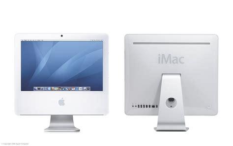 Imac 2 Duo apple imac 2 duo 17 image 94698 audiofanzine
