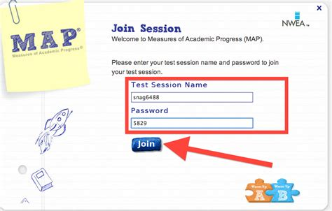 map test nwea map test admin login