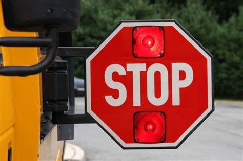 north carolina law  passing school buses   effect dec