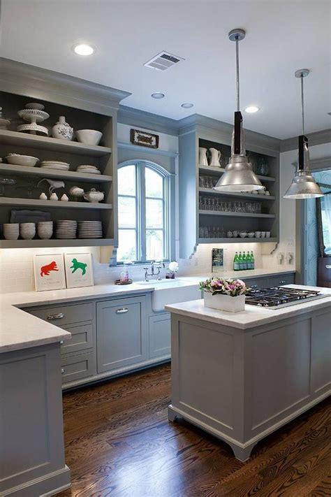 cuisine armoire de cuisine couleur erable cuisine grise