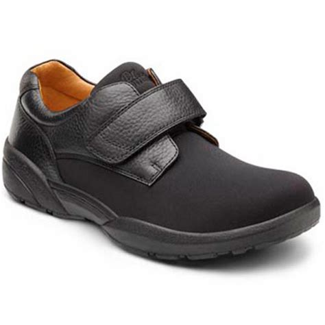 doctor comfort diabetic shoes dr comfort brian men s therapeutic diabetic extra depth