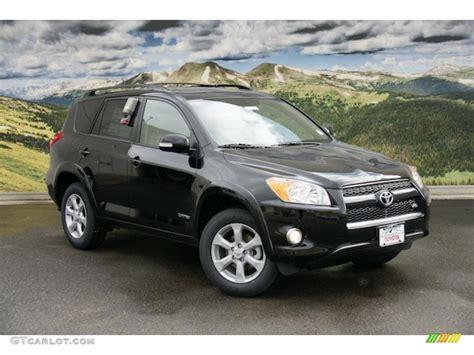 2011 Toyota Rav4 Limited 2011 Black Toyota Rav4 V6 Limited 4wd 45496268 Gtcarlot