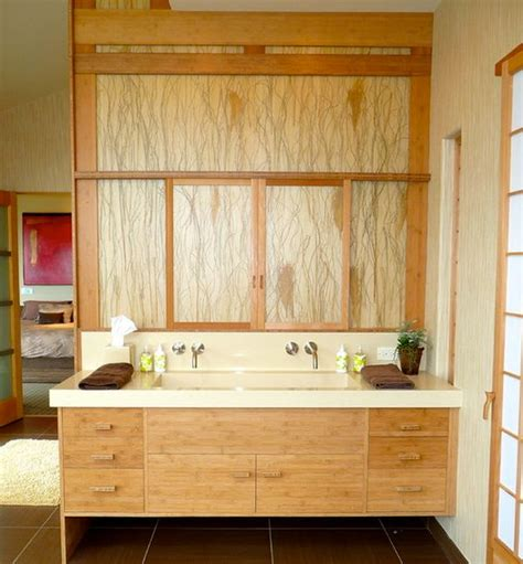 bathroom artistic floating sink cabinets for bathroom