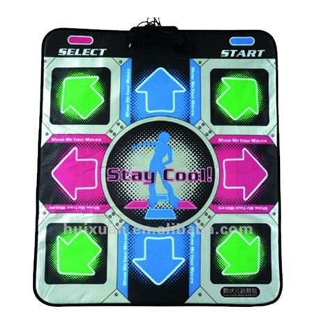 tappeto ballo wii piano led tappeto da ballo per pc tv giochi usb collegare