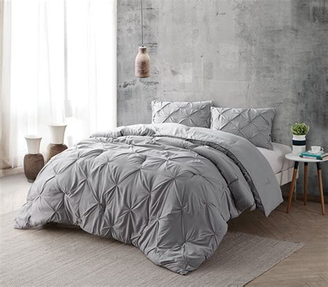 xl twin comforters alloy pin tuck twin xl comforter