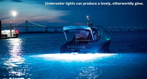 how to install underwater boat lights underwater lighting solutions power motoryacht