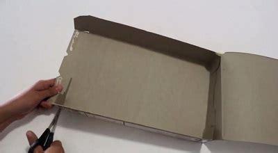 tutorial membungkus kado praktis ide membuat rak majalah atau buku dari karton bekas yang