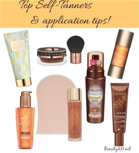 best self tanners top self tanners and application tips for the best faux glow