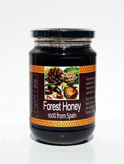 Madu Langnese Forest Honey 500gr 1 forest honey from spain products spain forest honey from spain supplier