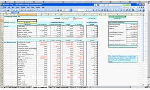 accounting budget template flow accounting excel spreadsheets
