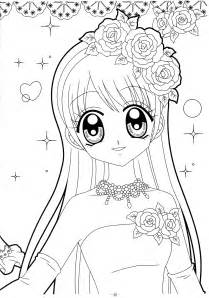anime coloring book 1000 images about coloring pages on
