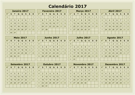Descargar Calendario 2017 Calendario Descargar 2017 Calendar Printable For Free