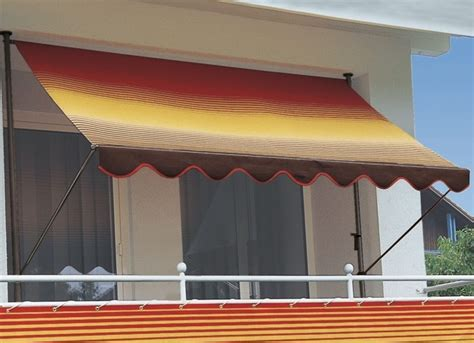 balkon klemm markise klemm markise balkon qk19 hitoiro