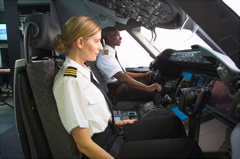 commercial woman pilot boeing forecasts rising demand for commercial airline