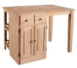 superior Unfinished Furniture Kitchen Island #1: WC-8__81557.jpg