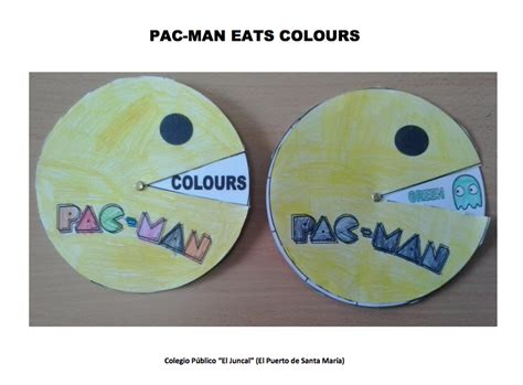 pacman colors pac colours actiludis