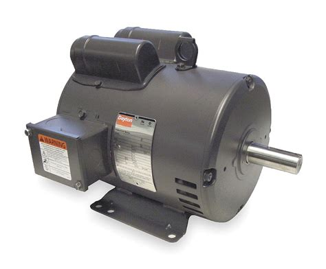 purpose of a start capacitor dayton 2 hp general purpose motor capacitor start 1730 nameplate rpm voltage ebay
