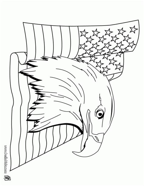 coloring page bald eagle bald eagle coloring pages for kids coloring home