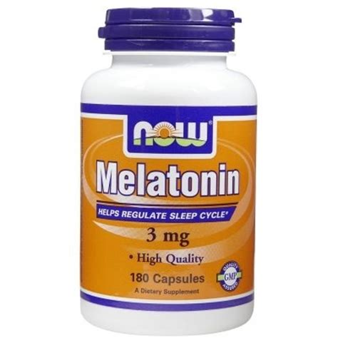 how much melatonin can i give my melatonin hygiene food