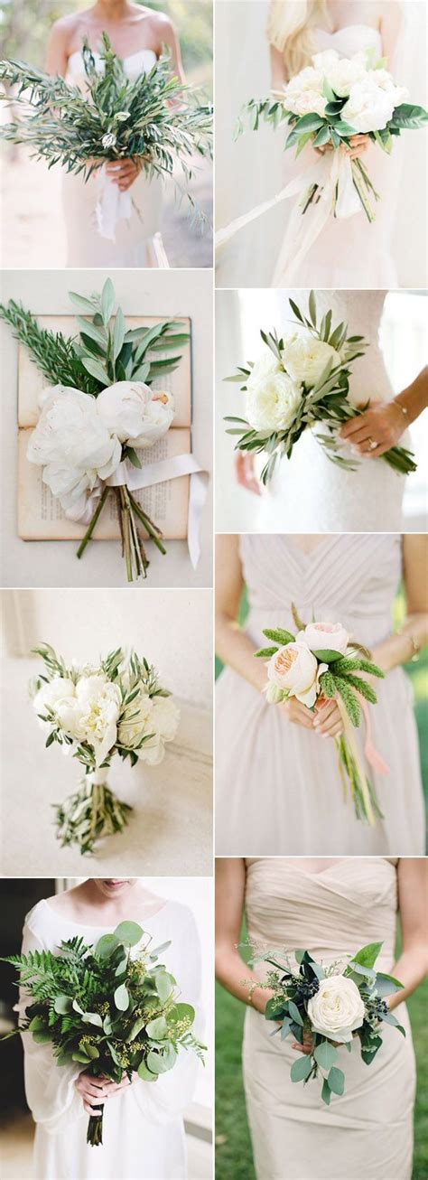 Simple Bridesmaid Flowers by 2017 Trends Easy Diy Organic Minimalist Wedding Ideas