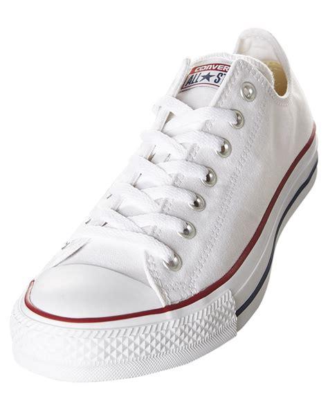 converse womens chuck all lo shoe optical