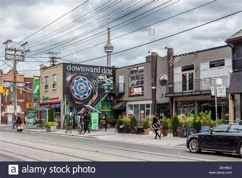tattoo bar queen street toronto quot downward dog quot yoga centre and hoops sports bar and grill
