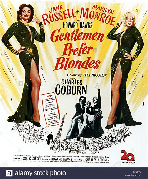 marilyn monroe gentlemen prefer blondes jane russell marilyn monroe poster gentlemen prefer