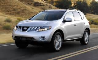 Nissan Murano 2009 Car And Driver