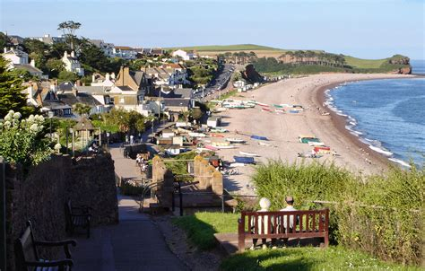 plymouth to axminster budleigh salterton guide