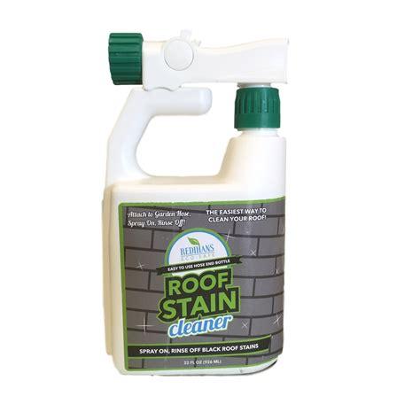 redihans eco safe roof stain cleaner  hose  bottle
