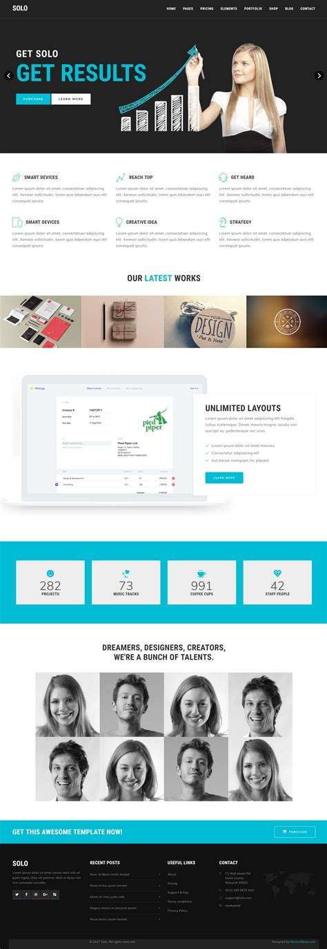 html bootstrap template 103 pages html bootstrap template by electricblaze