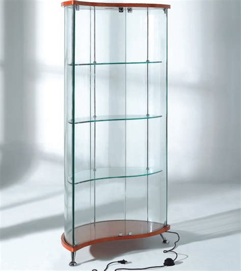 best contemporary curio cabinets glass modern