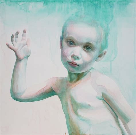 Cool Artist Ali Cavanaugh by Immerse Watercolor Paintings Of Children By Ali Cavanaugh
