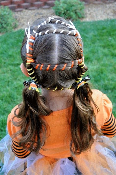 halloween hairstyles for toddlers 25 crazy scary cool halloween hairstyle ideas for kids