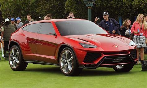 Lamborghini Sub Lamborghini Suv Has Been Confirmed Arrives In 2018