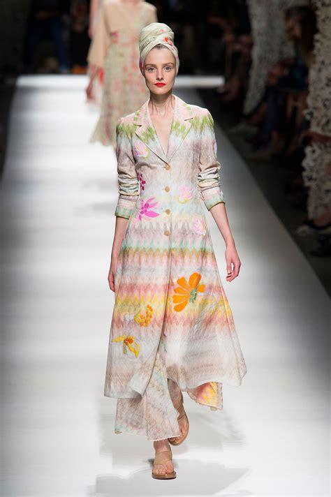 Milan Fashion Week Day 5 Up by Missoni At Milan Fashion Week 2015 Livingly