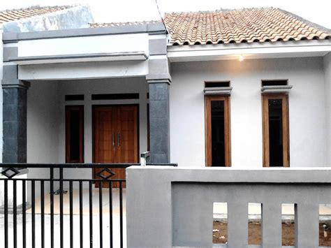 jual beli rumah minimalis bogor desain rumah