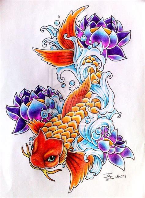 pinterest tattoo koi awesome koi carp tattoo design by tattoobassist tatoos