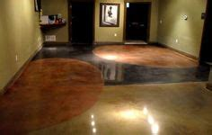 glazed concrete floor 1000 images about new house glazed concrete floor on