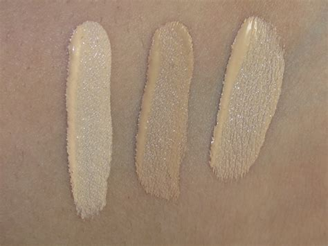 Nyx Bb By D Larlybeauty dermablend smooth liquid camo concealer review swatches
