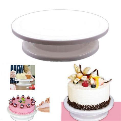 Cake Decorating Icing Ttlife 28cm Kitchen Cake Decorating Icing Rotating