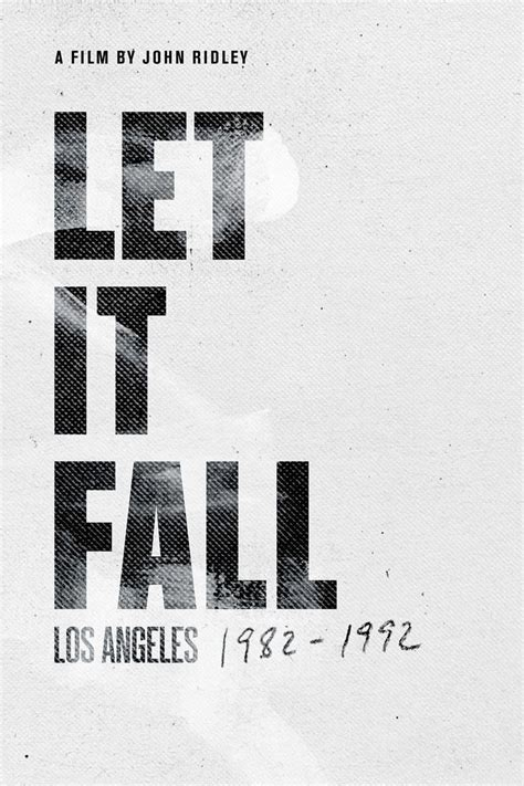 Let It Fall let it fall los angeles 1982 1992 where to it
