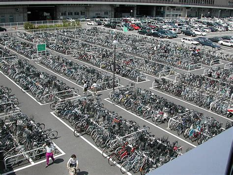 3second 6 Free 1 bicycles at niigata japan station 6 18 02 flickr