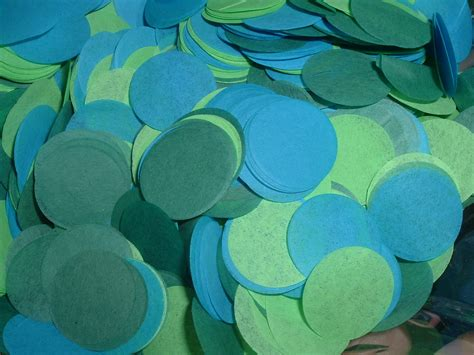 5 Blue Green And Everything Fab In Between by 5oz Tissue Paper Confetti Blue Green On Luulla
