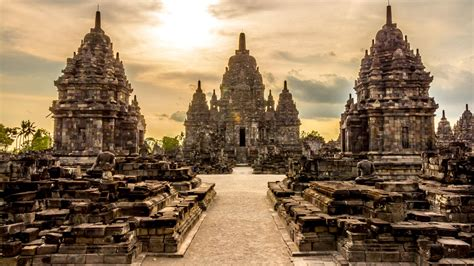 background jogja 7 myths temples in yogyakarta