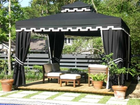 Canopies And Gazebos 10 Relaxing And Comfortable Outdoor Canopy Designs Rilane
