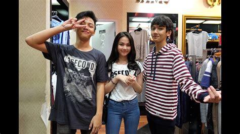 3second 6 Free 1 visit 3second store palembang bareng ari irham aisyah